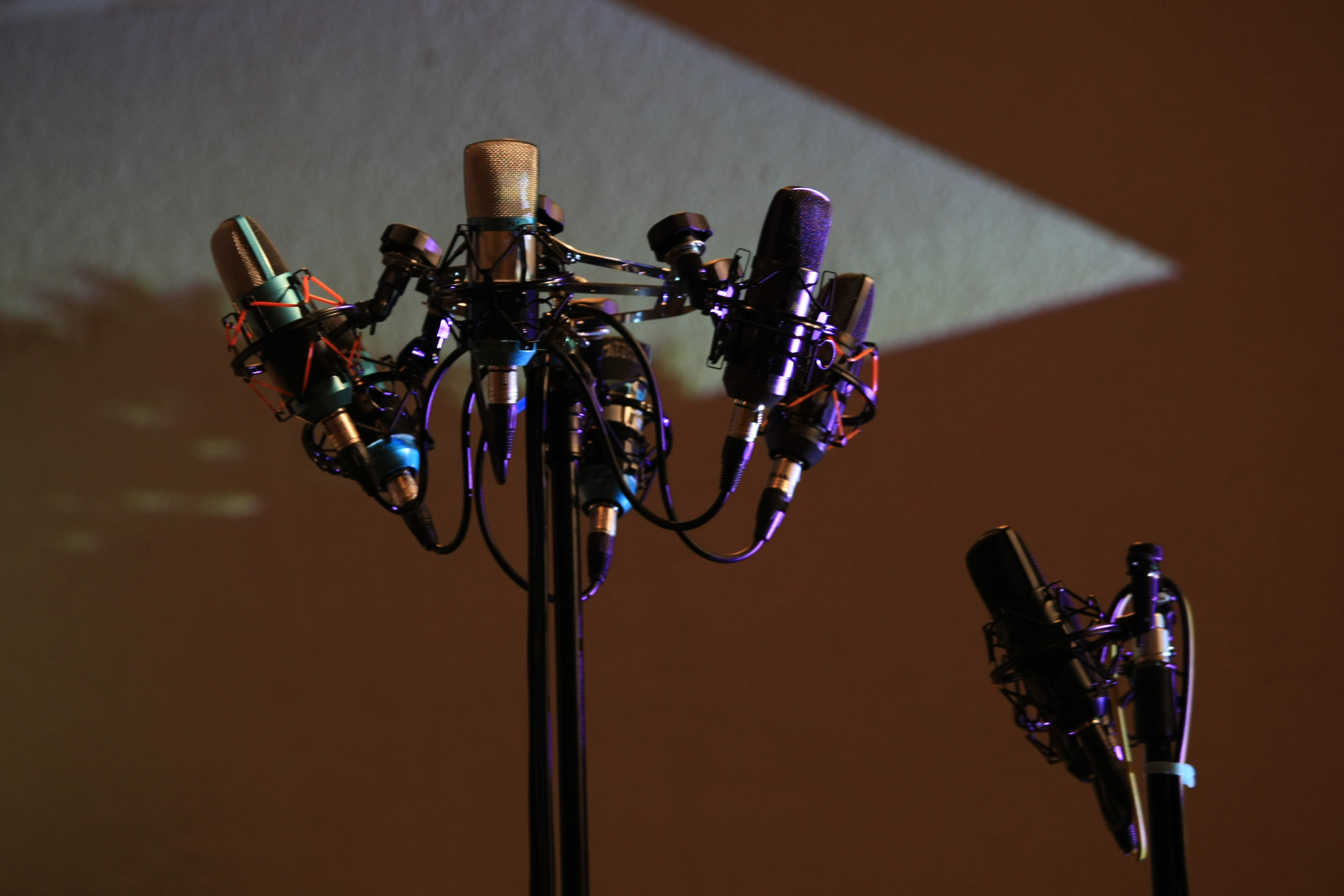 Recording and reproduction are technologies that are familiar with music.